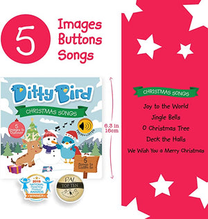 Ditty Bird -  Christmas Songs Book