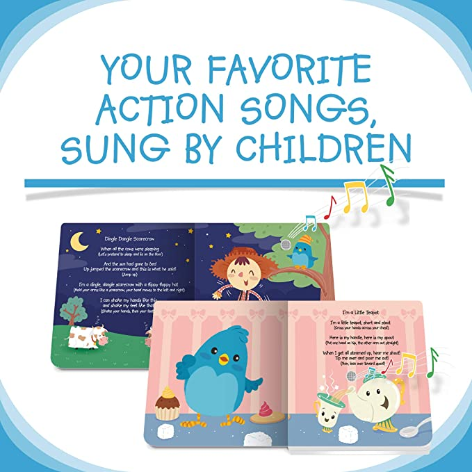 Ditty Bird - Action Songs Book