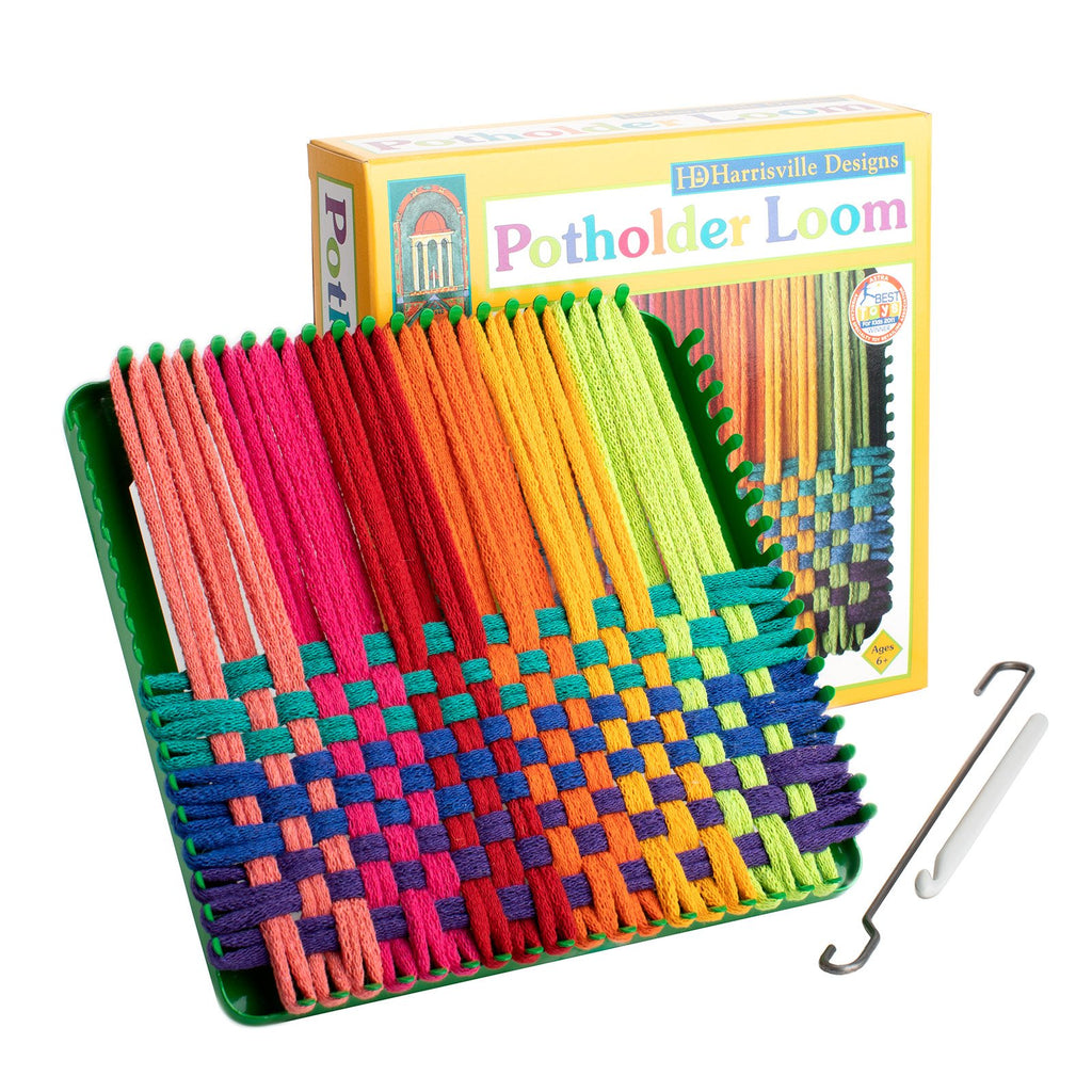 Metal Potholder Loom ( Traditional)