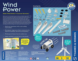 Wind Power V4.0 STEM Experiment Kit
