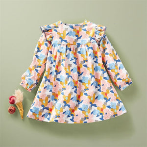 Floral Toddler Dress