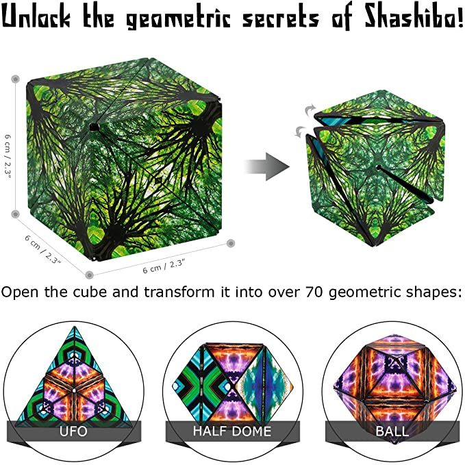 Shashibo Elements