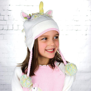 Unicorn Knit Hat