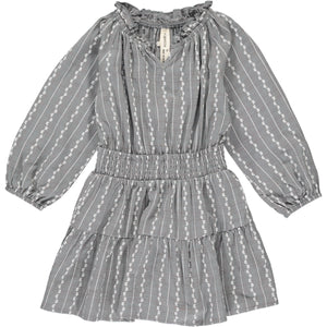 Willow Dress Charcoal