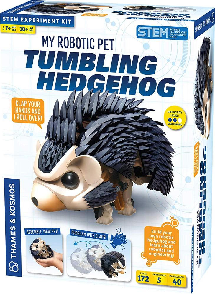 Robot Tumbling Hedgehog