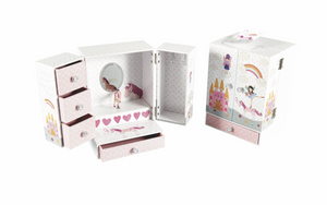 Musical Jewellery Wardrobe- Fairy Unicorn