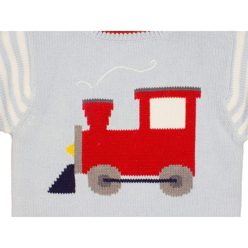 Train Knit Sweater
