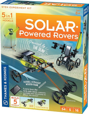 Solar- Powered Rovers