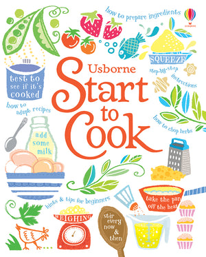 Start To Cook Book