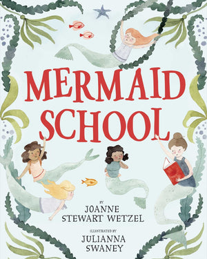 Mermaid School Book