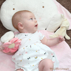 Blossom Pillow Play Mat