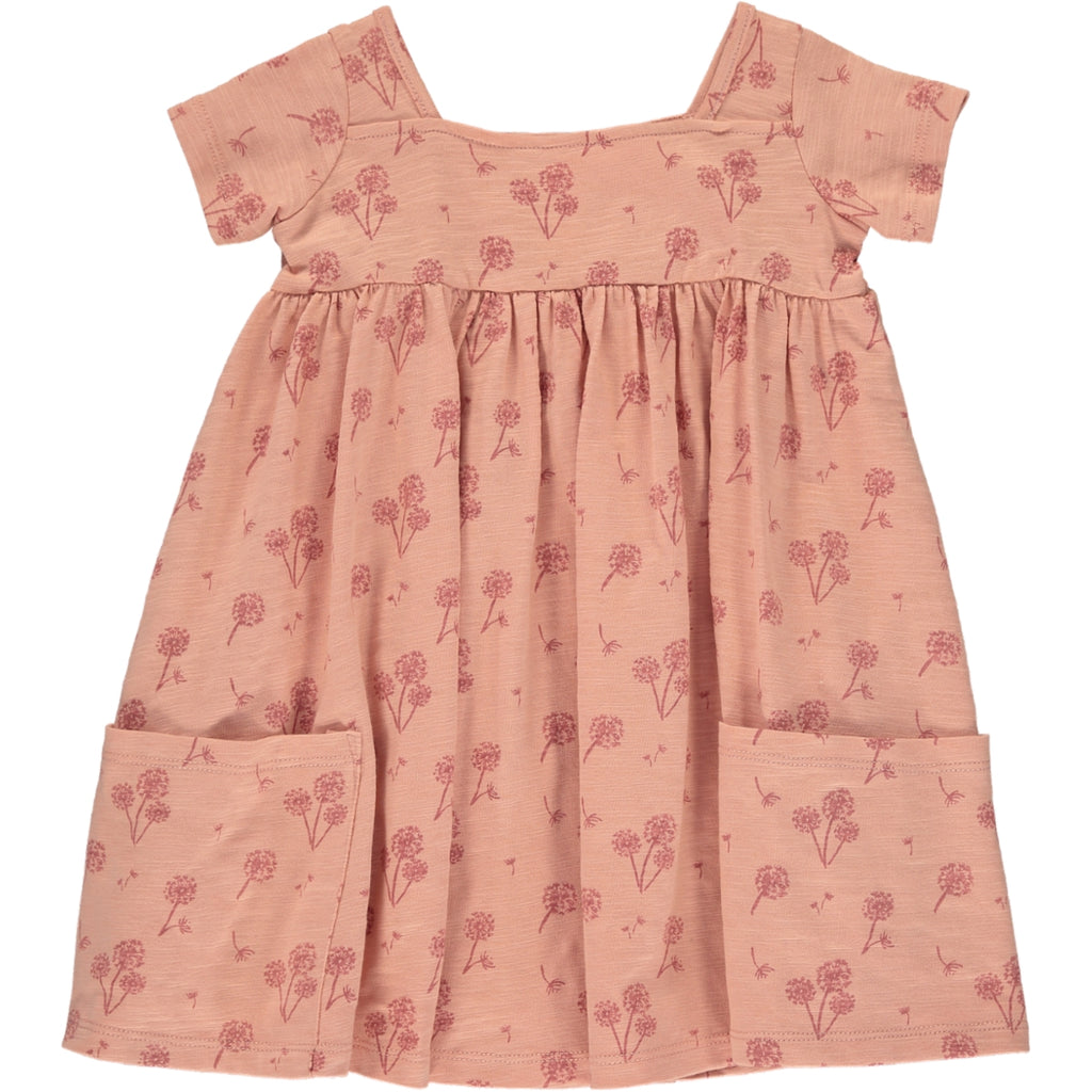 Rylie Dress - Rose Dandelion