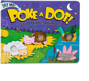 Poke-A-Dot Goodnight Animals