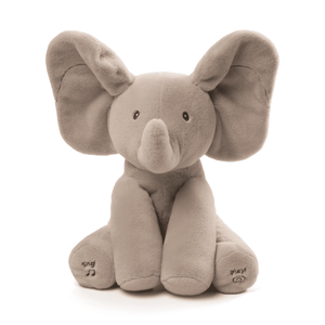 "12"" Plush Animated Flappy The Elephant"