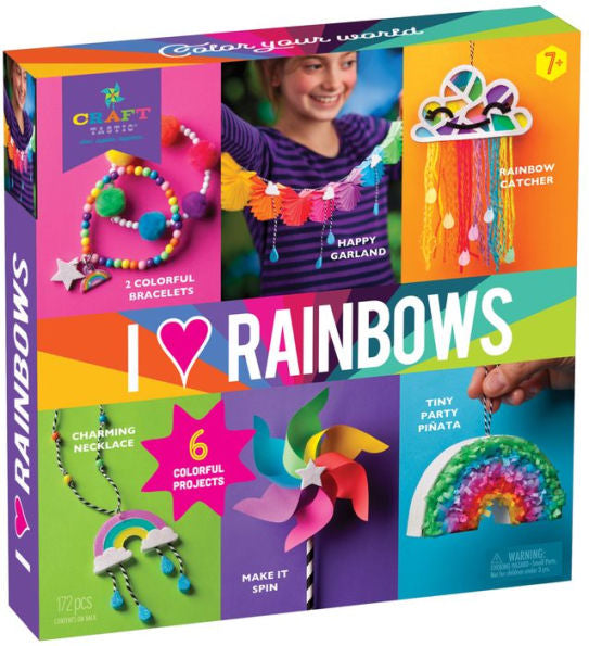 I love Rainbows Kit