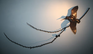 'Larches Woodcock' - Limited Edition Bronze Sculpture by Owen Williams