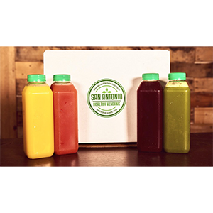 The Wellness Box (4-day Cold Press Juice Bundle) 4 pack