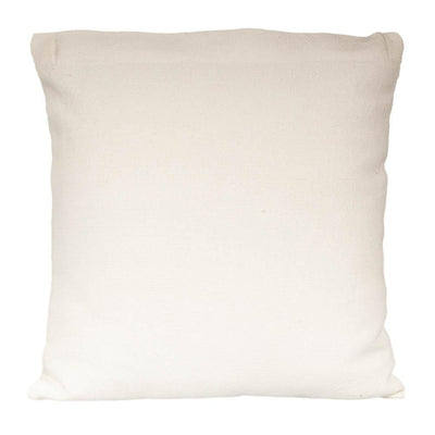Solid Cotton Envelope Pillow cover Front+Back-Organic Cotton | 23008