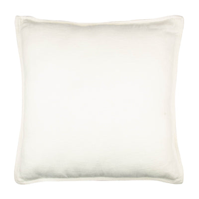 Linen Knife edge Pillow cover Front+Back-Linen | 23026