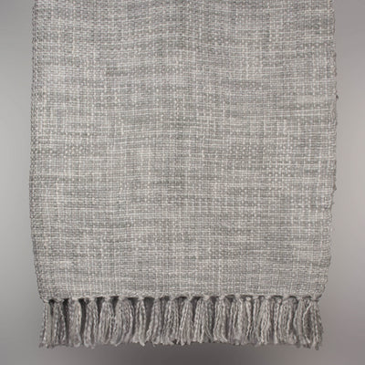 Boucle Multi Color Acrylic Throw | 23073