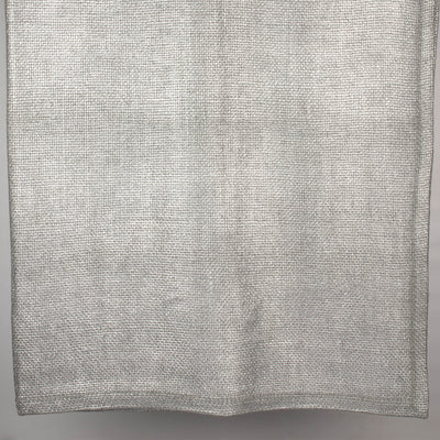 Metallic Printed Chunky Viscose Throw | 23074
