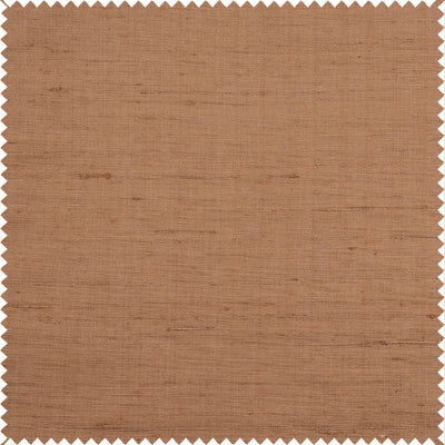 2 Ply Tussar Dupion Silk Viscose blended Fabric | 23101