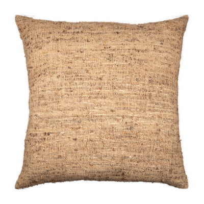 Tussar Wild Silk Knife edge Pillow cover Front-Silk,Back-Cotton | 23208