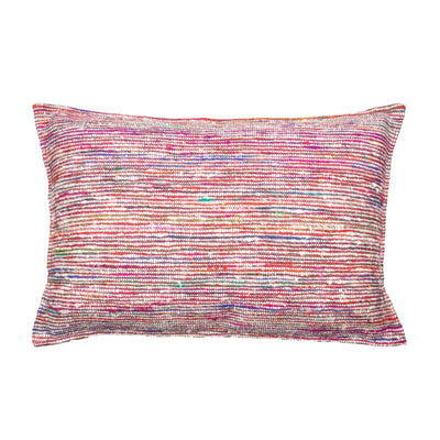Recycle Silk Pillow cover Front+Back-Cotton Silk Viscose | 23224