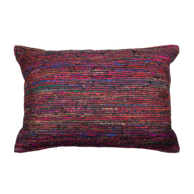 Recycle Silk Pillow cover Front+Back-Cotton Silk Viscose | 23226