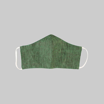 Breathable 2-layer Cotton Linen Face Mask (Set of 6) | 42111102