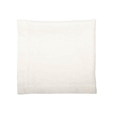 Washed Linen Napkins with Mitered Corners (Set of 6) | 43001101