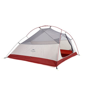 Outdoor Camping Tent Ultralight 1, 2, 3 Person With Free Floor Mat