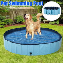 Load image into Gallery viewer, Pet Swimming Foldable Bathing Pool Free Shipping