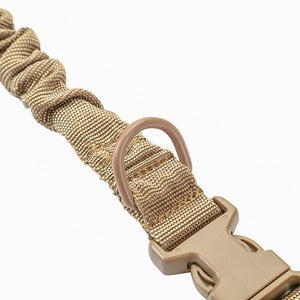 Made in the USA Two-point Elastic Tactical Shoulder Strap: Free Shipping Always