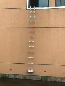 Emergency Fire Escape Cable Ladder - Life Time Guarantee - Free Shipping - Half Off