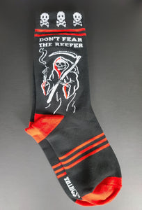 Don't Fear The Reefer Womens Socks