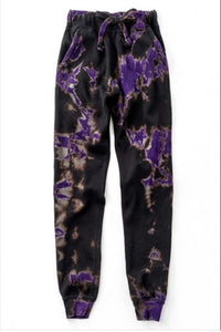 Leigh Tie Dye Joggers