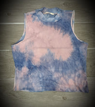 Load image into Gallery viewer, Lana Tie Dye Mesh Top