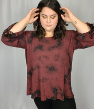 Load image into Gallery viewer, Misfit Tie Dye Tunic