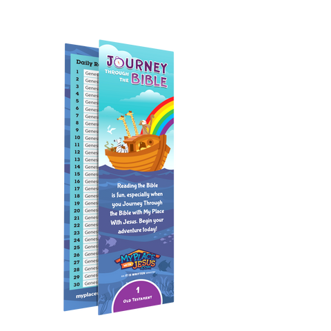 Journey Through the Bible bookmark 1