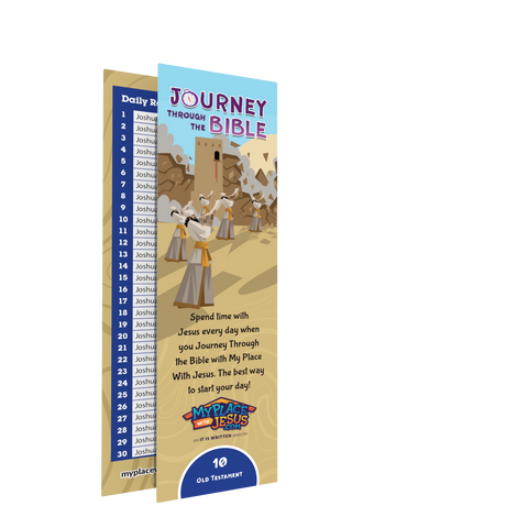 Journey Through the Bible bookmark 10