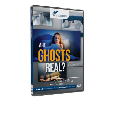 Are Ghosts Real? DVD