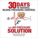 30 Days to Natural Blood Pressure Control Audiobook