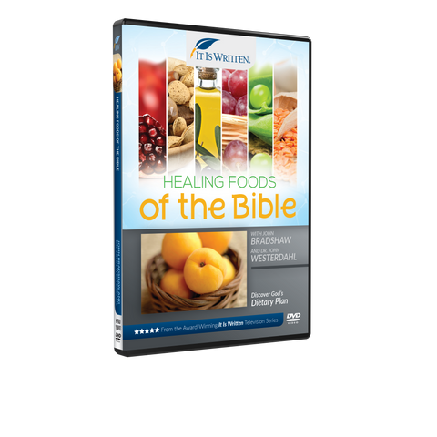 Healing Foods of the Bible DVD
