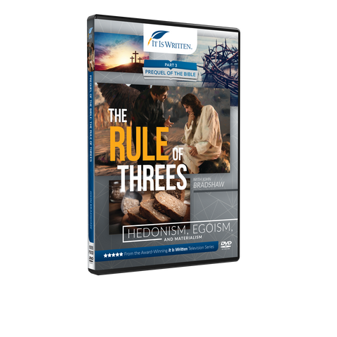 Prequel of the Bible: The Rule of Threes