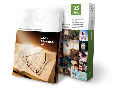 Turkish Bible Study Guide Set-0