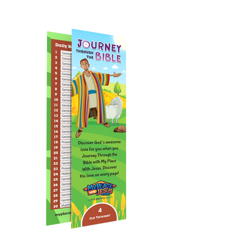 Journey Through the Bible bookmark 4