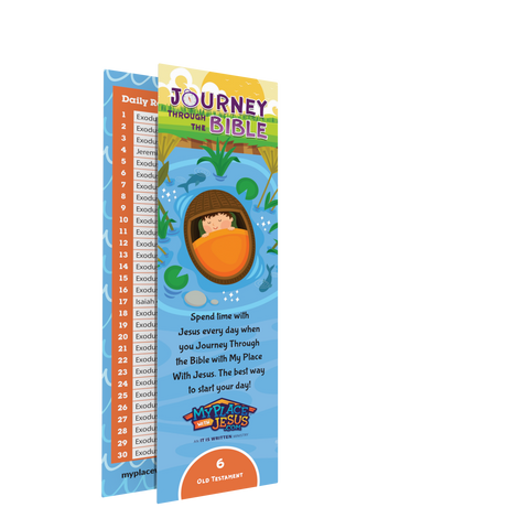 Journey Through the Bible bookmark 6