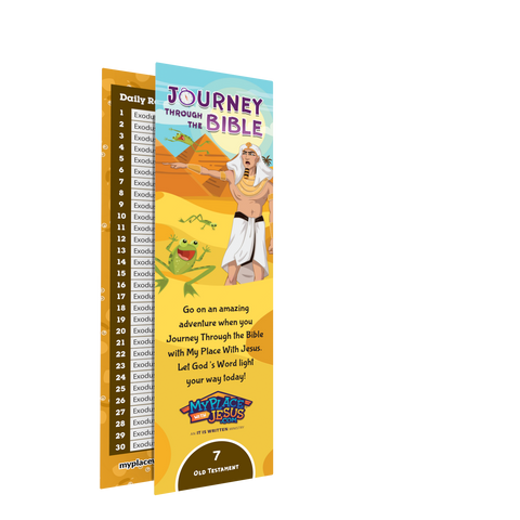 Journey Through the Bible bookmark 7