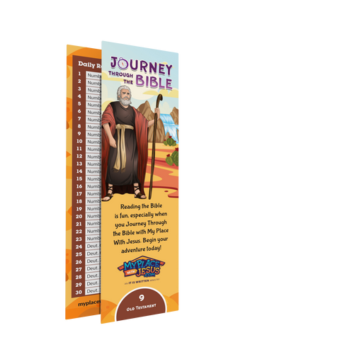 Journey Through the Bible bookmark 9